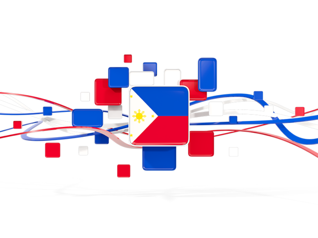 philippines square with lines 640
